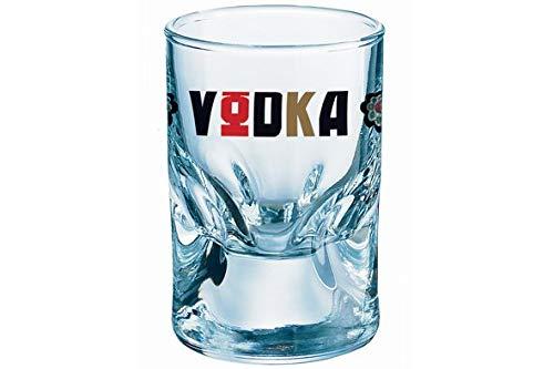 Durobor 81702 - Set da 6 Bicchieri per la Vodka da 5 cl