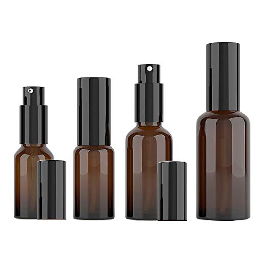 Botellas de cristal en espray para perfume, pulverizador de perfume, botellas de...