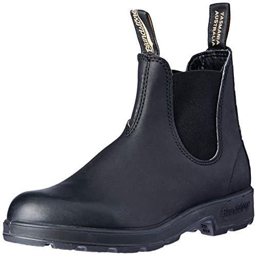 Blundstone Unisex-Erwachsene Classic 510 Chelsea Boots, Schwarz (Voltan Black), 35.5 EU (3 UK)