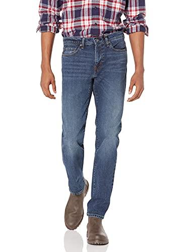 Amazon Essentials Vaqueros Elásticos Slim Fit Estándar Hombre,