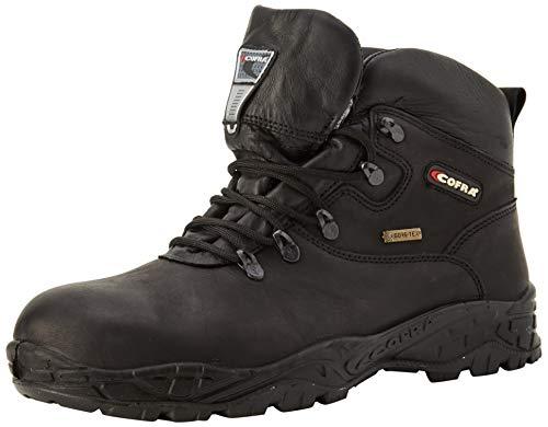 Cofra 22150–000.w42tamaño 42S3WR SRC Nueva Warren Zapatillas de Seguridad–Negro