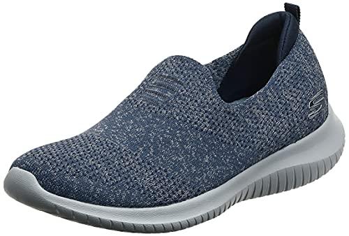 Top 10 best selling list for skechers ultra flex flat knit slip on shoes harmonious