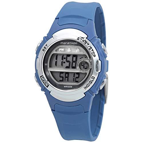 Timex Marathon Alarm Quartz Digital Ladies Watch TW5M14400