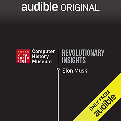Elon Musk on Space Exploration audiobook cover art