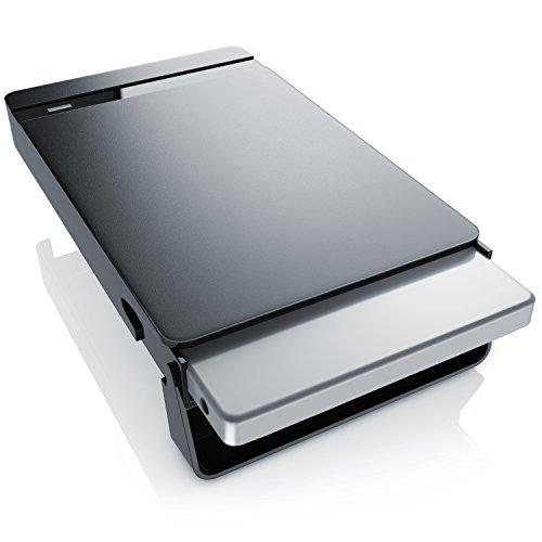 CSL - USB 3.0 2,5 Zoll SSD SATA Festplattengehäuse extern - UASP und SATA3 fähig - für 9.5mm 7mm SATA I II III SSD HDD