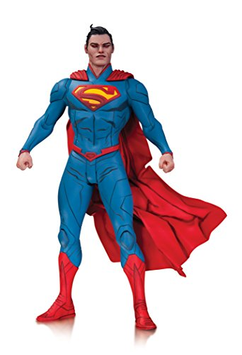 "Based on the styles of renowned artist Jae Lee Superman stands 6.75"" tall Superb detailing Great for fans of the characters and the artist Limited edition"