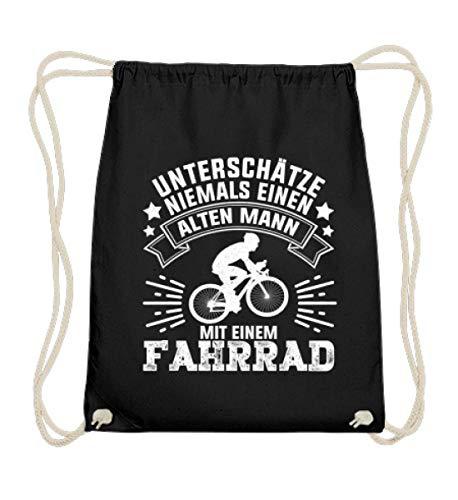 Chorchester Für Alte Männer mit Fahrrad - Baumwoll Gymsac