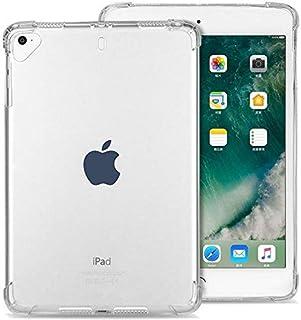 لجهاز Apple iPad (9.7 بوصة، 2018/2017) iPad Air 1، iPad Air 2، iPad Pro 9.7 بوصة جراب شفاف ممتص للصدمات بزوايا مستديرة