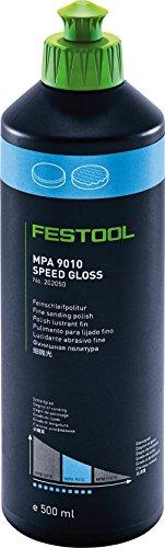 FESTOOL 202050 Poliermittel MPA 9010 Feinschleifpolitur 500 ml