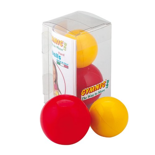 Gymnic Therapeutic Freeballs - 97.64 by Physio Room