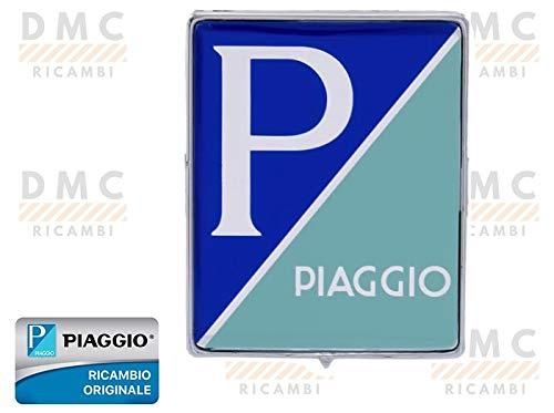 SCUDETTO STEMMA NASELLO VESPA GT GTS GTV 125 200 250 300 SUPER ORIGINALE PIAGGIO
