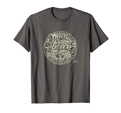 CREEDENCE CLEARWATER REVIVAL DOWN ON THE CORNER T-Shirt