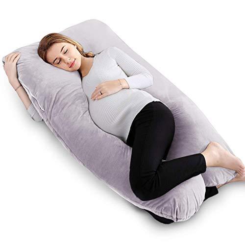 Almohadas corporales y para embarazadas marca VECELO