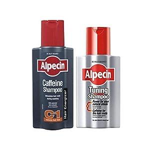 Alpecin Tuning And Caffeine Shampoo Duo (Pack of 4)