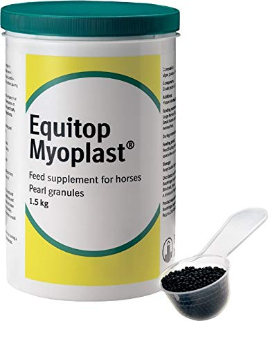 Equitop Myoplast Supplement for Horses 1.5kg by