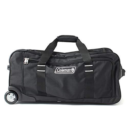 スーツケース コールマン (Coleman コールマン ボストンキャリーバッグ) 65cm Coleman ソフトキャリー キャリーバッグ キャリーケース (ブラック)