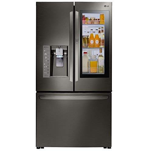 Refrigerador LG French Door Monarch 552L 220V GRX248LKZ1