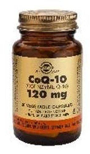 Coenzyme Q1030Capsules 120mg Solgar