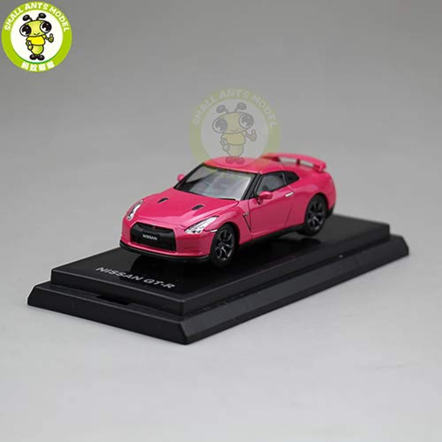 Generic 1 64 Nissan GTR GT R R35 Racing Sport Car Diecast Metal Car Model Toy Gift Hobby Collection Pink