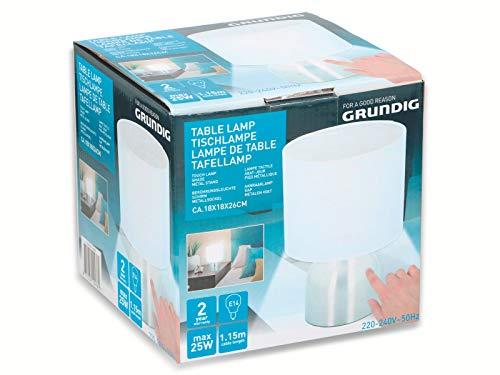 Grundig tafellamp - touch control - dimbaar