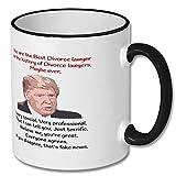 Taza de divorcio, abogado de divorcio, abogado de divorcio, regalo de divorcio, abogado de divorcio, regalo de divorcio, abogado, taza de café, idea de regalo