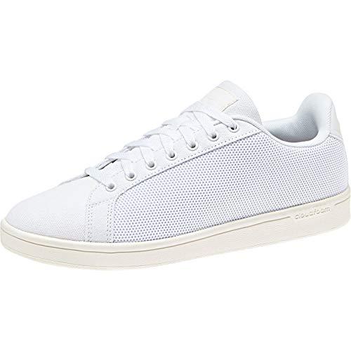 adidas CF Advantage Cl, Zapatillas para Hombre, Blanco (Cloud White/Footwear White/Light Granite 0), 40 2/3 EU