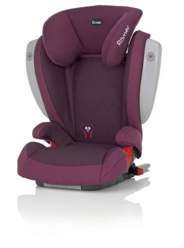 Römer 2000008269 Autositz KIDFIX SICT, Dark Grape