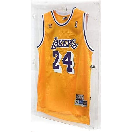 a3e760a974e3b0 Clear Acrylic Jersey Display Case football baseball basketball Jersey  frame