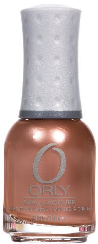 Orly Nail Lacquer, Chantilly Peach, 0.6 Fluid Ounce by Orly