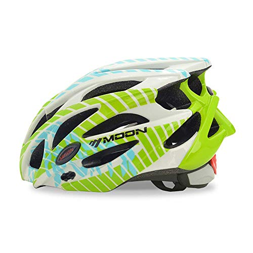 Bicycle Helmet Adult Bicycle Helmets with CE Certified Removable Sun Visor for Men Women Road & Mountain Bike Helmet Adjustable Size Cycling Helmets