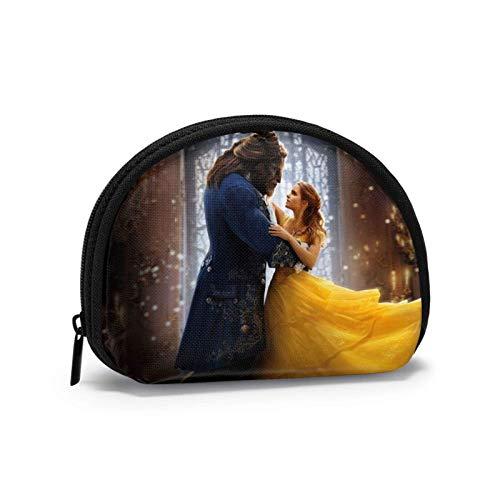 BeautyBeast Shell Storage Bag Donne e ragazze Cute Fashion Zip Portamonete t Borsa Borsa per il cambio Borsa multifunzione Organizer per borsa