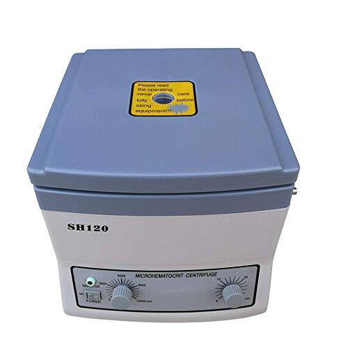 in budget affordable LianDu Desktop Centrifuge 110V, 100W, Electric Experiment Desktop Centrifuge with Timer 0-30 minutes …