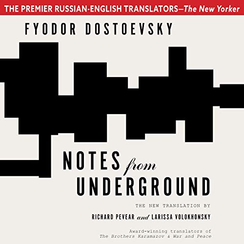 『Notes from Underground (Vintage Classics)』のカバーアート