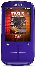 SanDisk Sansa Fuze+ 8 GB MP3 Player (Purple) (Discontinued by Manufacturer) photo