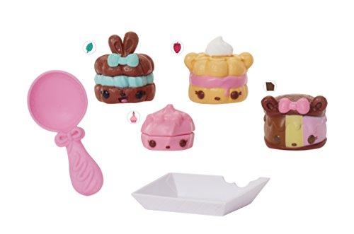 Num Noms – Glitter Lip Gloss – Ice Cream Sandwiches – Set mit 3 x duftenden Nums und 1 x...