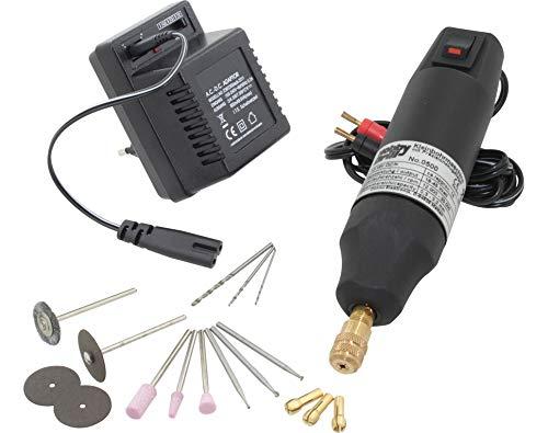 Donau 0500V1Multifunktionswerkzeug Super Power Set 45W 12000–20000U/min