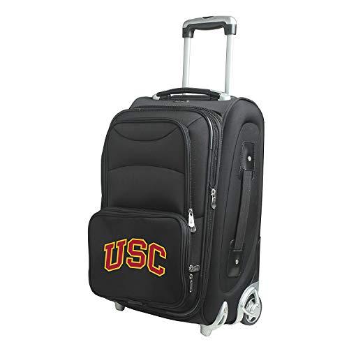 Denco NCAA USC Trojans 21-inch Carry-On Luggage