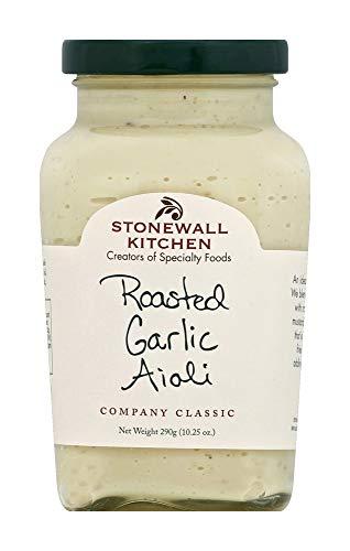 Stonewall Kitchen Aioli, Roasted Garlic, 10.25 Ounce