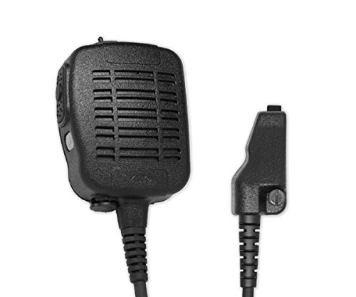 Learn More About ARC S21012 Heavy Duty Water Dust Proof (IP68 Rated) Shoulder Speaker Mic for Kenwoo...