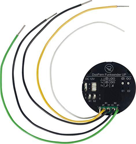 Rademacher 9497 DuoFern Funksender UP Manuelle Bedienung von bis zu 16 Geräten