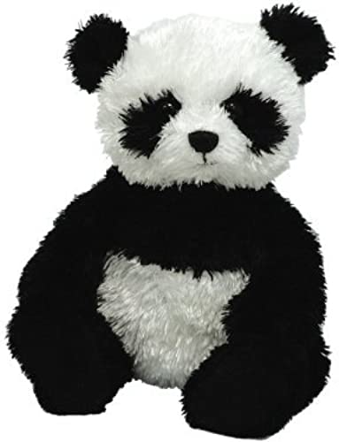Ty Beanie Babies - 6 Inch Black and Weiß Panda - Wonton [Toy] by Ty