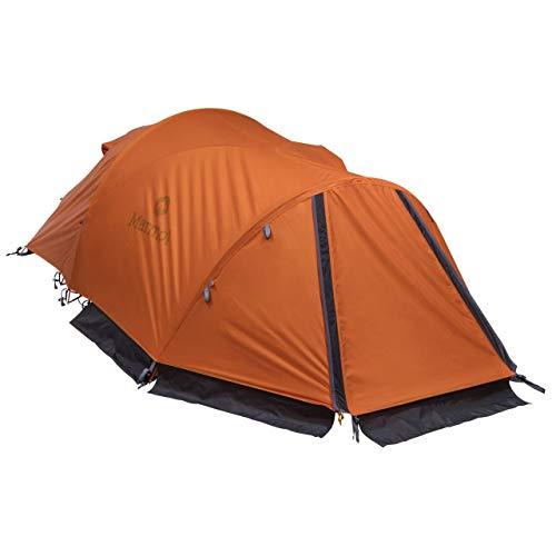 Marmot Unisex_Adult Thor 2P Tent, Blaze, Standard Size