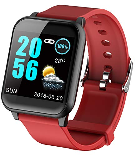 Fitness Tracker Heart Rate Monitor Blood Pressure Smart Watches for Android iOS Pedometer Activity Tracker Watch Shops Watches Wrist