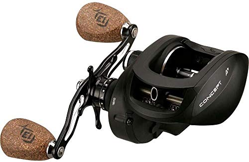13 FISHING Concept A3 6.3:1 Left Hand Freshwater/Saltwater Baitcasting Fishing Reel