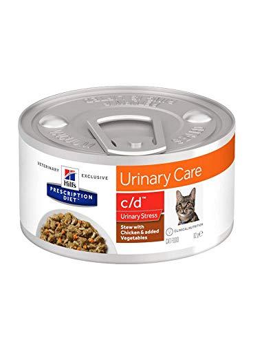 HILL S Prescription Diet Urinary Stress - Chicken Stew for Cats 82 g