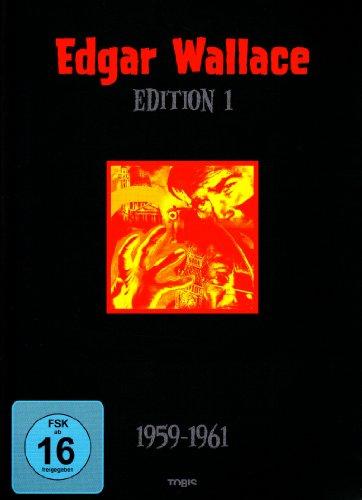 Edgar Wallace Edition 01 (4 DVDs)