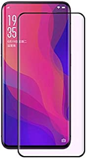 3D Arc Tempered Glass Full Screen Protector for OPPO Find X - BLACK