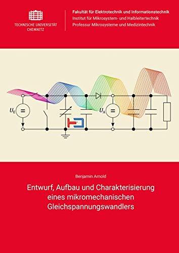 Entwurf, Aufbau und Charakterisierung eines mikromechanischen Gleichspannungswandlers