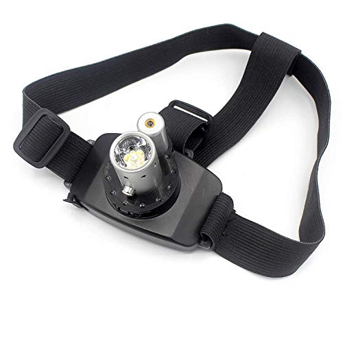 Lalomo Rechargeable LED Headlamp,Super Bright Head lamp Headlight Flashlight with Laser for Indoor and Outdoor Runing,Hiking,Camping,Fishing,Hunting
