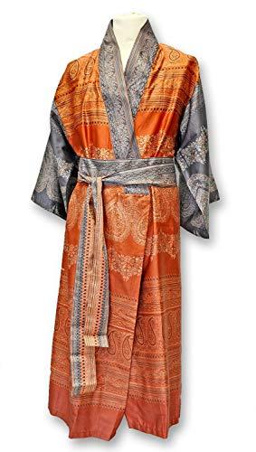 Bassetti Kimono | BRUNELLESCHI O1 Orange - S-M
